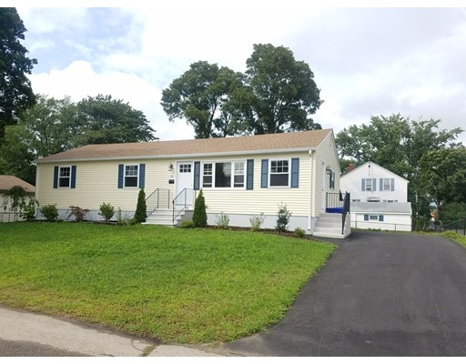Single Family Home for Sale at 66 Cadorna Street East Providence, 02914 United States