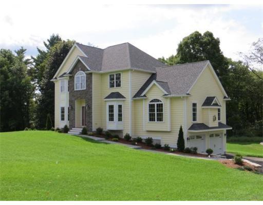 Single Family Home for Sale at 5 Frasier Lane Tewksbury, Massachusetts 01876 United States