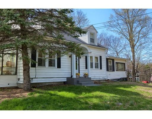 独户住宅 为 销售 在 1 Mason Street 佩波勒尔, 马萨诸塞州 01463 美国
