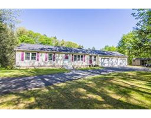Single Family Home for Sale at 11 Molasses Hill Road Brookfield, Massachusetts 01506 United States