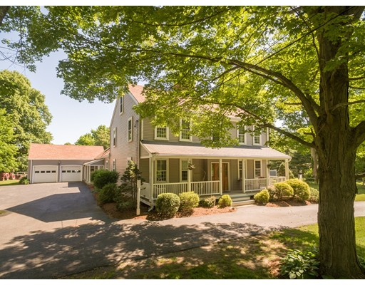 Single Family Home for Sale at 968 Plymouth Street East Bridgewater, Massachusetts 02333 United States