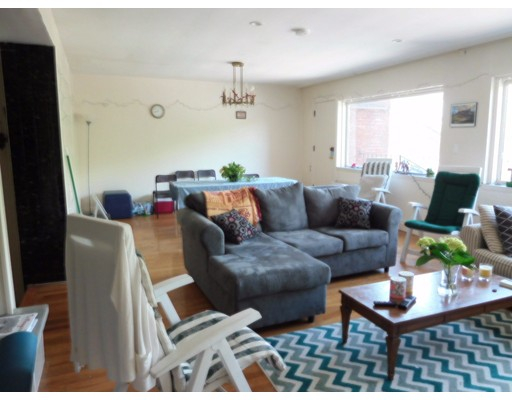 Single Family Home for Rent at 127 Bay State Road Boston, Massachusetts 02215 United States