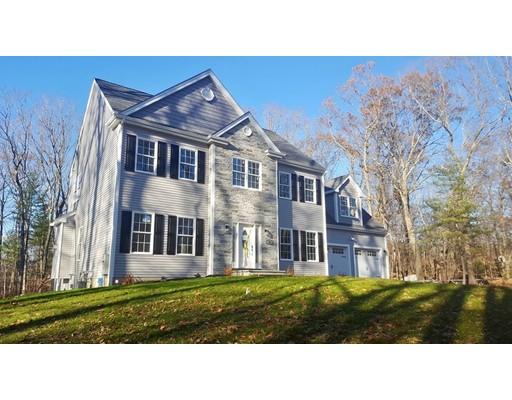 独户住宅 为 销售 在 40 Green Street 40 Green Street Foxboro, 马萨诸塞州 02035 美国