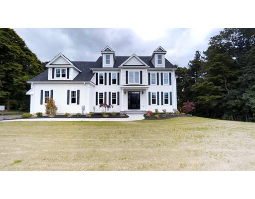 Частный односемейный дом для того Продажа на 12 Prospect Street 12 Prospect Street Shrewsbury, Массачусетс 01545 Соединенные Штаты
