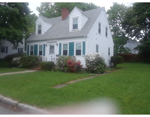 Single Family Home for Sale at 71 Ward Street Fall River, Massachusetts 02720 United States
