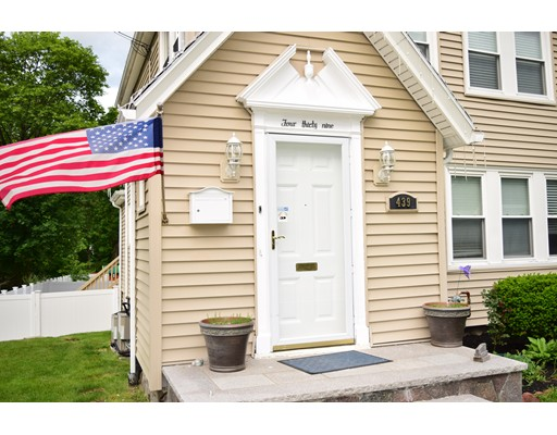 Single Family Home for Sale at 439 N MAIN Street Randolph, Massachusetts 02368 United States