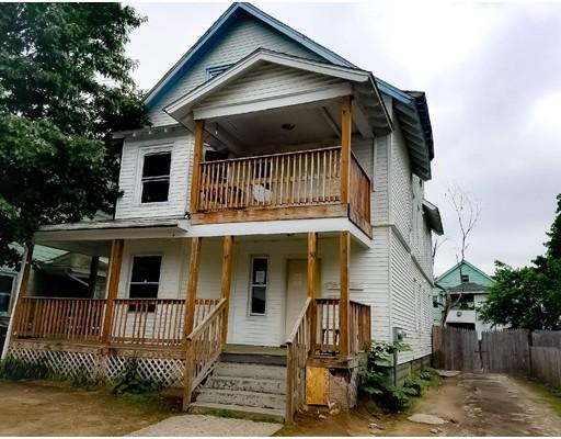 Casa Multifamiliar por un Venta en 48 Streetockman Street Springfield, Massachusetts 01104 Estados Unidos