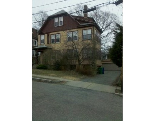 Single Family Home for Rent at 25 Ricker Road Newton, Massachusetts 02458 United States