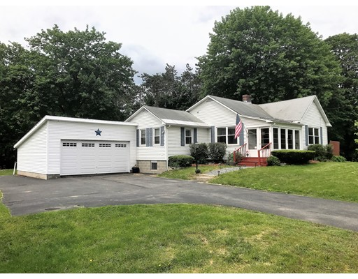 واحد منزل الأسرة للـ Sale في 808 Brattleboro Road Bernardston, Massachusetts 01337 United States