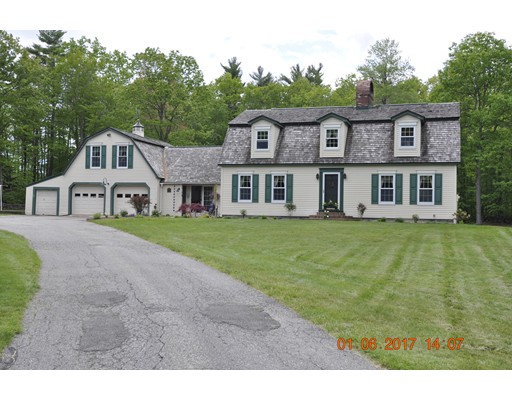 Single Family Home for Sale at 135 Gardner Road Winchendon, Massachusetts 01475 United States