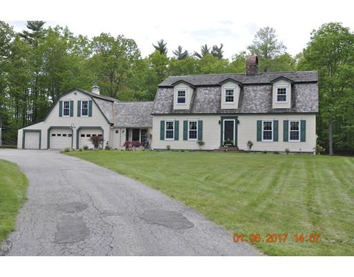 独户住宅 为 销售 在 135 Gardner Road 135 Gardner Road 温琴登, 马萨诸塞州 01475 美国