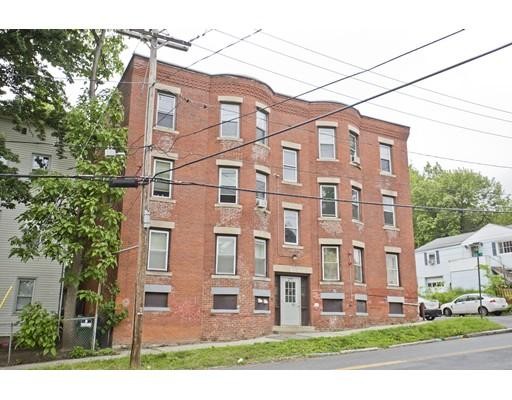 多户住宅 为 销售 在 94 Prospect Street Chicopee, 马萨诸塞州 01013 美国
