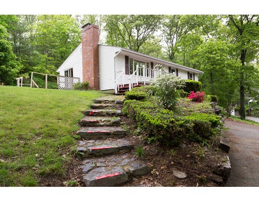 Single Family Home for Sale at 16 Hamilton Hill Road Glocester, Rhode Island 02814 United States