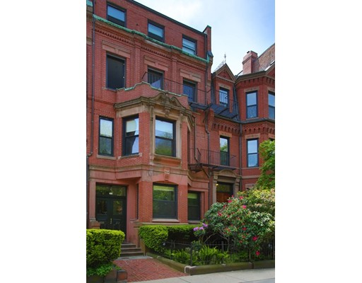 Multi-Family Home for Sale at 212 Commonwealth Avenue Boston, Massachusetts 02116 United States