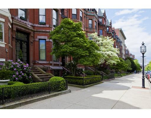 Casa Unifamiliar por un Alquiler en 252 Commonwealth Avenue Boston, Massachusetts 02116 Estados Unidos