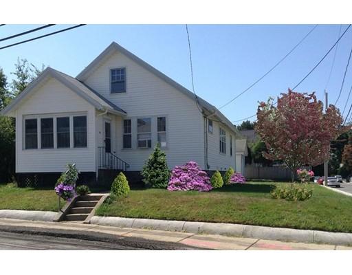 独户住宅 为 出租 在 382 Baker Street 波士顿, 马萨诸塞州 02132 美国