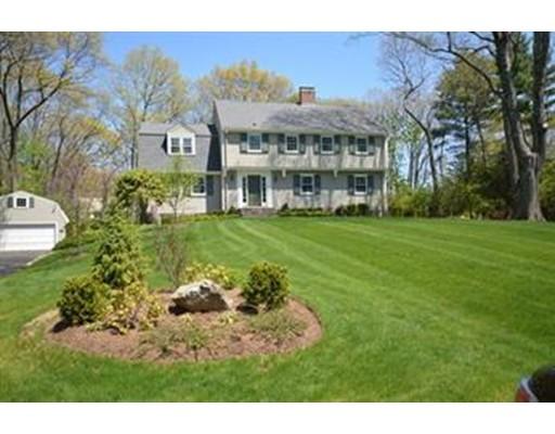 Single Family Home for Rent at 45 Sagamore Wellesley, Massachusetts 02481 United States