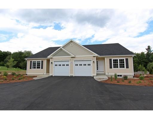 共管式独立产权公寓 为 销售 在 245 Main Rd. #B Westhampton, 马萨诸塞州 01027 美国