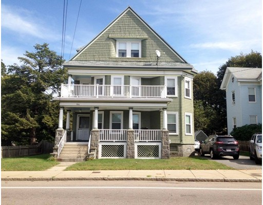 Single Family Home for Rent at 898 Adams Street Boston, Massachusetts 02124 United States