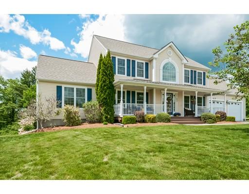 Maison unifamiliale pour l Vente à 23 Vista Circle Rutland, Massachusetts 01543 États-Unis