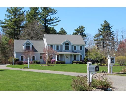 Maison unifamiliale pour l Vente à 24 Johnson Drive Lakeville, Massachusetts 02347 États-Unis