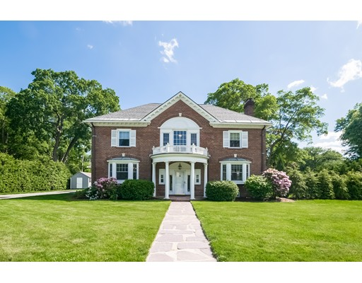 Casa Unifamiliar por un Venta en 7 Farmington Avenue Longmeadow, Massachusetts 01106 Estados Unidos
