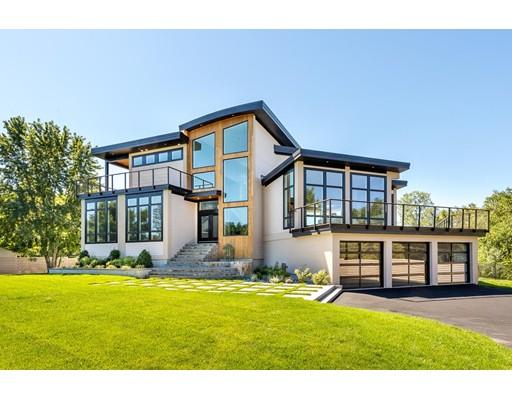 واحد منزل الأسرة للـ Sale في 1299 Bay Road Sharon, Massachusetts 02067 United States