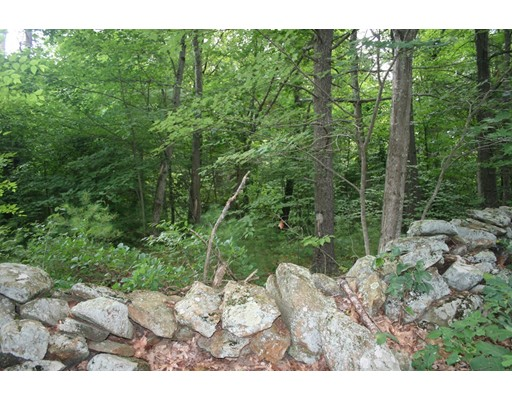 Land for Sale at Davis Road New Braintree, Massachusetts 01531 United States