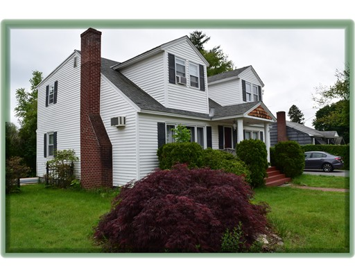 Single Family Home for Sale at 7 Seneca Street Methuen, Massachusetts 01844 United States
