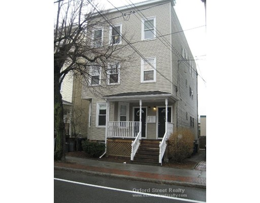 Single Family Home for Rent at 160 Brookline Cambridge, Massachusetts 02139 United States