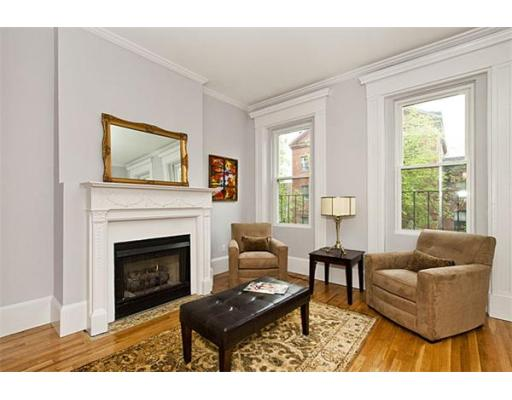Single Family Home for Rent at 53 Rutland Street Boston, Massachusetts 02118 United States