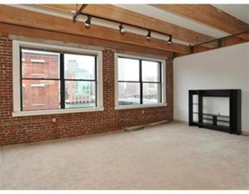 Single Family Home for Rent at 33 Sleeper Street Boston, Massachusetts 02210 United States