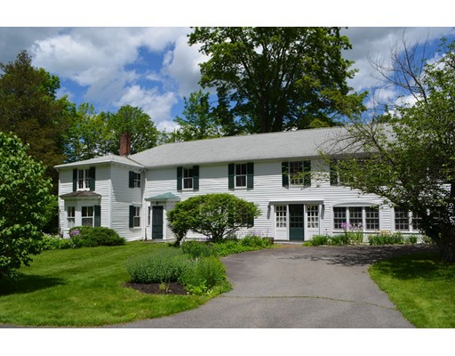 Single Family Home for Sale at 145 Center Road 145 Center Road Shirley, Massachusetts 01464 United States