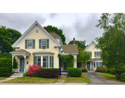 Multi-Family Home for Sale at 425 Liberty Street Rockland, Massachusetts 02370 United States