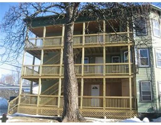 Additional photo for property listing at 3 Pratt Street  Fitchburg, Massachusetts 01420 United States