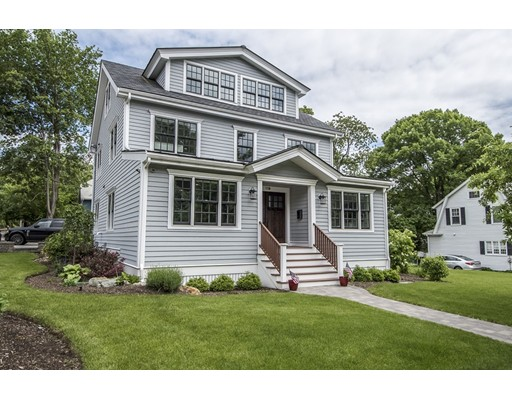 Single Family Home for Sale at 119 Robbins Watertown, Massachusetts 02472 United States