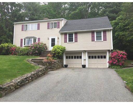Single Family Home for Rent at 45 Wareland Road Wellesley, Massachusetts 02481 United States