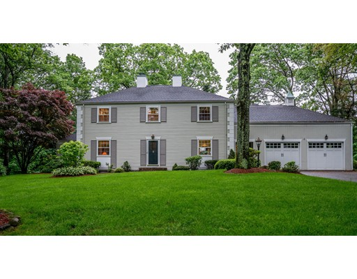 Single Family Home for Sale at 3 Hillcrest Drive Chelmsford, Massachusetts 01824 United States