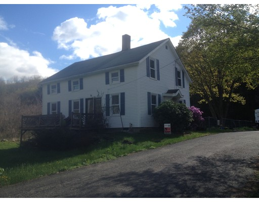 Single Family Home for Sale at 14 Olin Avenue 14 Olin Avenue Chester, Massachusetts 01011 United States