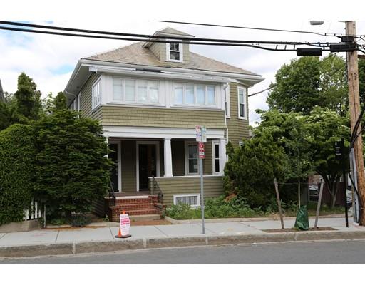独户住宅 为 出租 在 351 Walden Street 坎布里奇, 马萨诸塞州 02138 美国