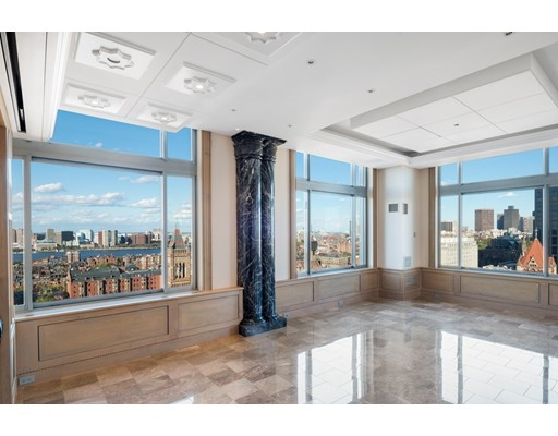 Condominio por un Venta en 1 Huntington Ave #PH1801 1 Huntington Ave #PH1801 Boston, Massachusetts 02116 Estados Unidos