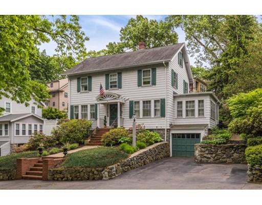 独户住宅 为 销售 在 19 Lynn Fells Pkwy 梅尔罗斯, 02176 美国