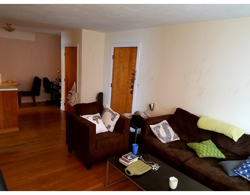 Single Family Home for Rent at 7 Commonwealth Court Boston, Massachusetts 02135 United States