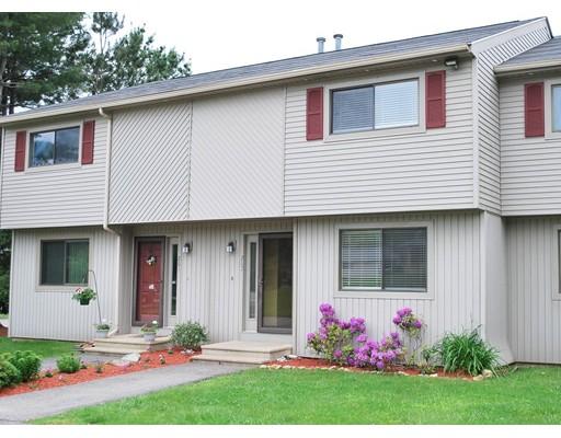 Appartement en copropriété pour l Vente à 28 Southbridge Street Charlton, Massachusetts 01507 États-Unis