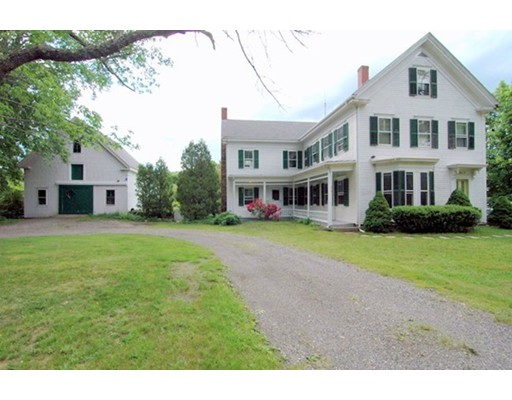 Single Family Home for Sale at 517 Mattakeesett Street 517 Mattakeesett Street Pembroke, Massachusetts 02359 United States