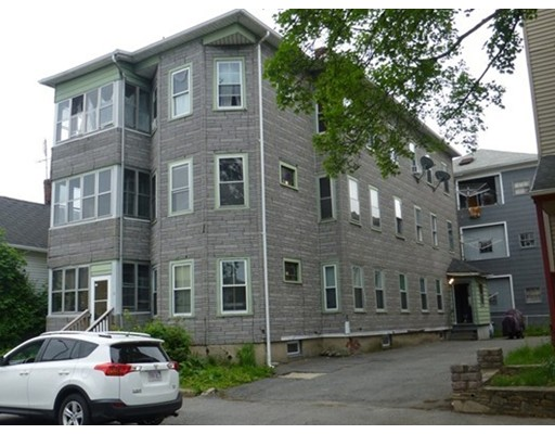 Multi-Family Home for Sale at 15 Sigel Street Worcester, Massachusetts 01610 United States
