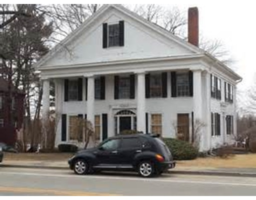 Single Family Home for Sale at 6 north main street 6 north main street Petersham, Massachusetts 01366 United States