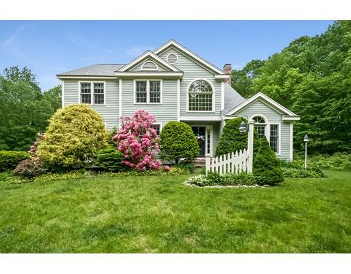 独户住宅 为 销售 在 70 Woobly Road 博尔顿, 马萨诸塞州 01740 美国