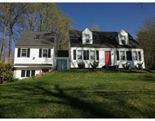 独户住宅 为 销售 在 157 Podunk Road 157 Podunk Road East Brookfield, 马萨诸塞州 01515 美国