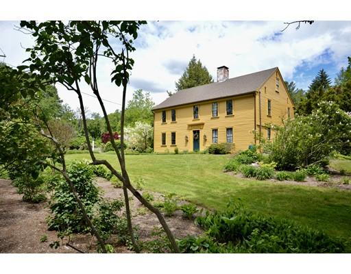 واحد منزل الأسرة للـ Sale في 15 Ellis Street Medway, Massachusetts 02053 United States